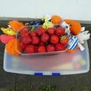 Doosje aardbeien voor iedereen