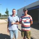 Peter en Jaco clubkampioen 2018