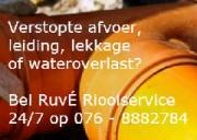 Ruvé Rioolservice